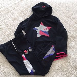 Under Armour (S/M) Girls Outfit